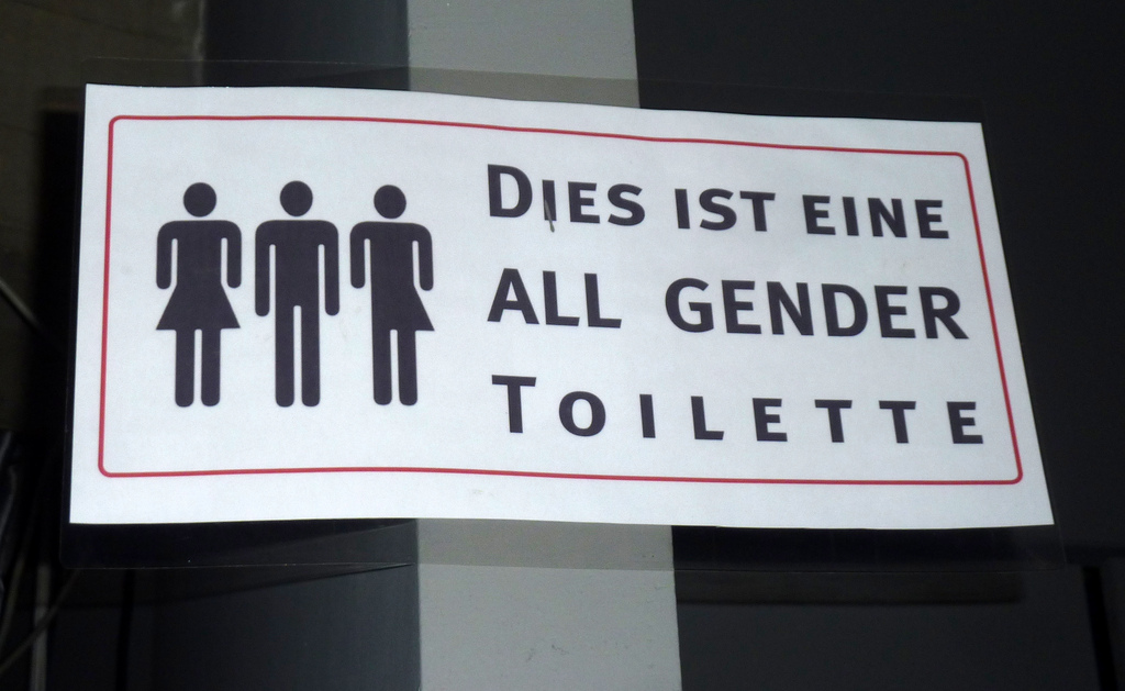 All Gender Toilette. Quelle: flickr