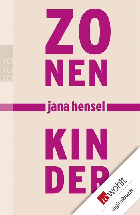 """Cover """"Zonenkinder"""". Quelle: Rowohlt.de"""