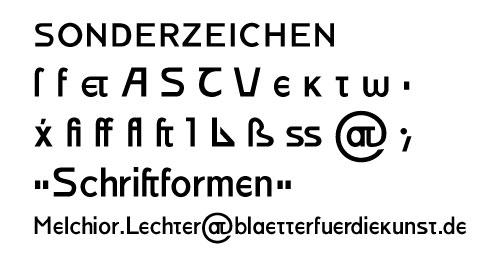 Georges Schrift. Quelle: http://www.fontblog.de/wp-content/uploads/2010/06/george_2.jpg