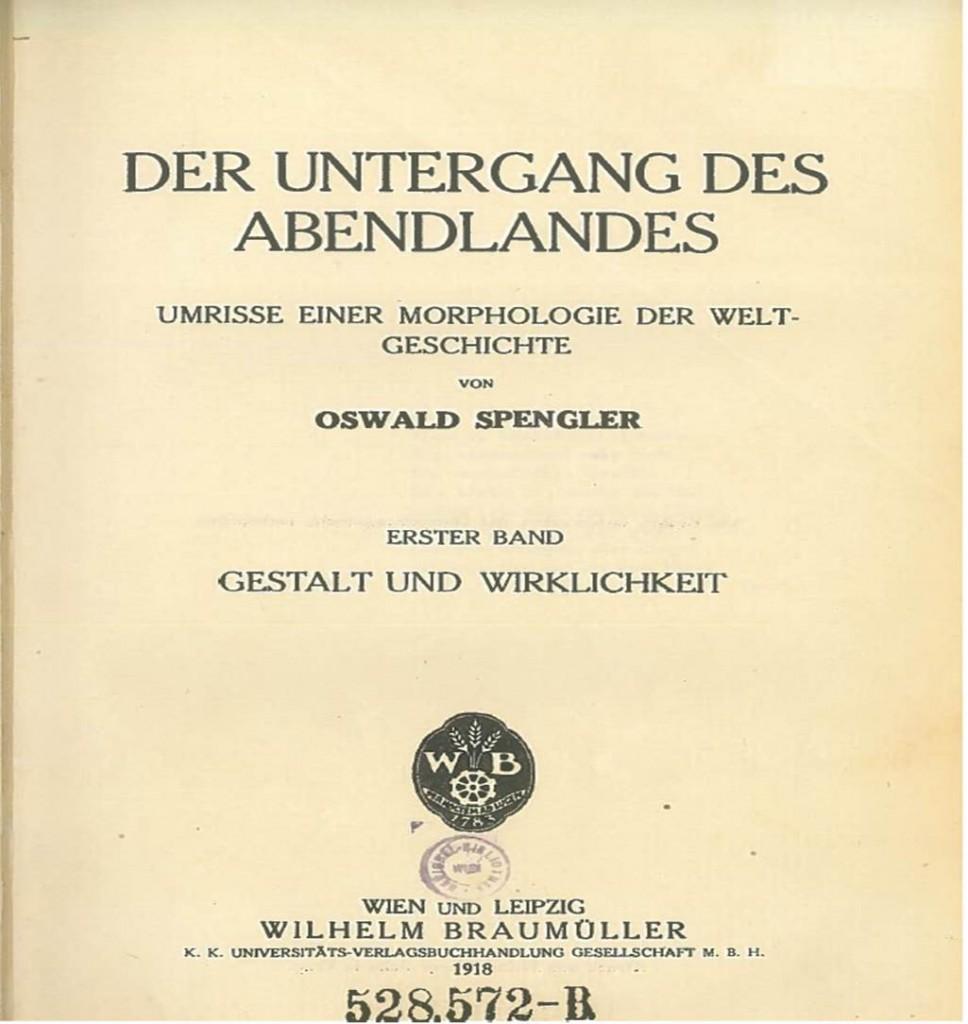 Spengler-Titel. Quelle: privat