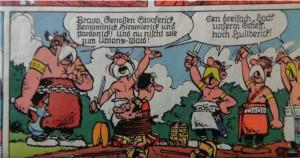 Asterix auf Ostdeutsch. Quelle: Screenshot https://www.youtube.com/watch?v=zGHX5CDtbKs