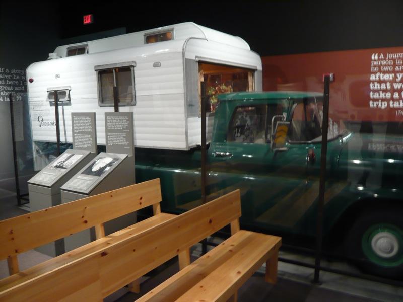 Steinbecks Pickup Rosinante. Quelle: http://www.skaichannel.de/wp-content/gallery/bookporn/meine-reise-mit-charley.jpg