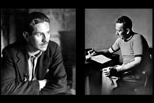 Steinbeck und Ricketts. Quelle: https://www.cornishrocktors.com/wp-content/uploads/2017/06/ed-ricketts-john-steinbeck_post-500x333.jpg
