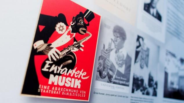 """""""Entartete Musik"""". Quelle: https://www.deutschlandfunkkultur.de/media/thumbs/b/b7ec4c98f6724d1d0c3ca2948da38a4dv1_max_635x357_b3535db83dc50e27c1bb1392364c95a2.jpg?key=3cd181"""