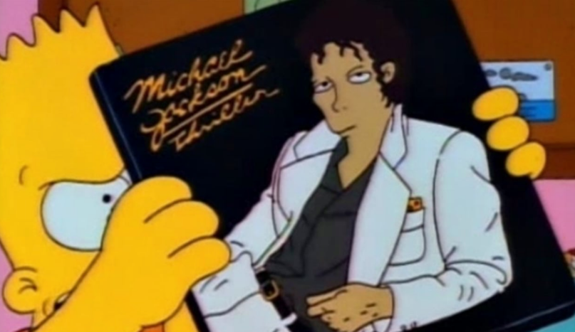 Michael Jackson & Die Simpsons. Quelle: https://consequenceofsound.net/wp-content/uploads/2018/09/screen-shot-2018-09-02-at-7-00-22-pm.png?w=807