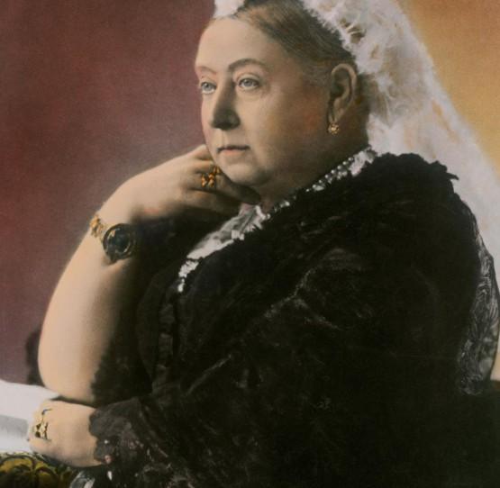 Victoria ca. 1885. Quelle: https://www.welt.de/img/kultur/history/mobile105958233/3602502247-ci102l-w1024/Queen-Victoria-Foto-um-1885-Queen-Victoria-Photo-c-1885.jpg